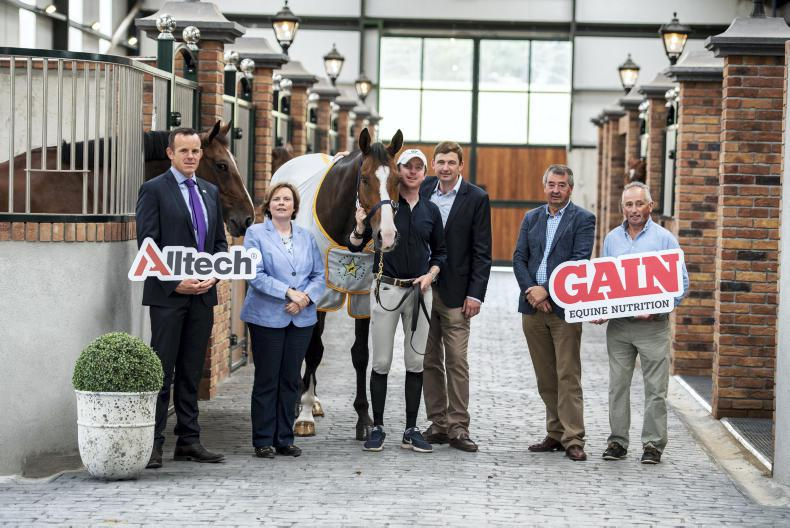 NEWS: €50,000 Irish Breeders Classic underway in Barndown