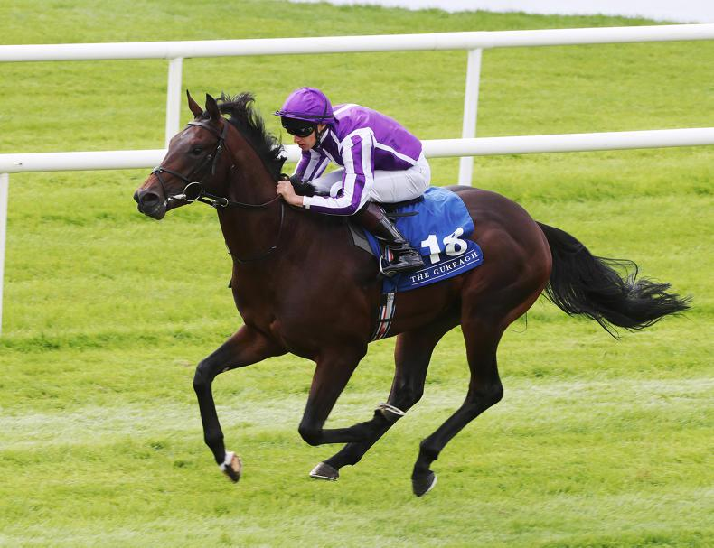 Ten Sovereigns rules supreme in Round Tower romp at the Curragh