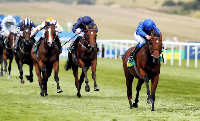 William Buick relishing National Stakes chance with Quorto