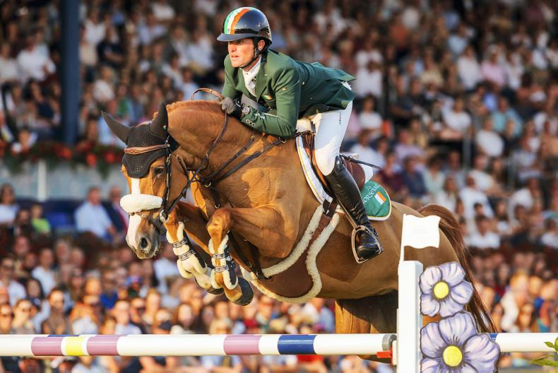Darragh Kenny ruled out of World Equestrian Games