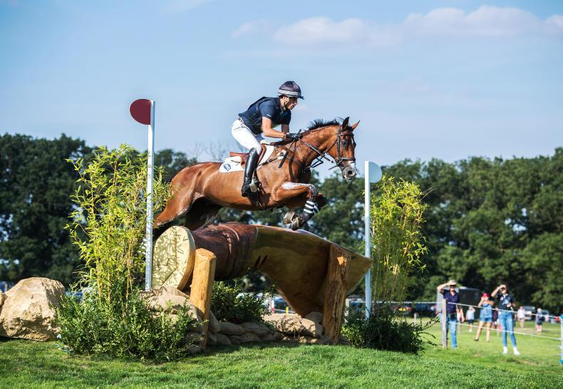 BURGHLEY HORSE TRIALS: Price shines in ISH-dominated Burghley