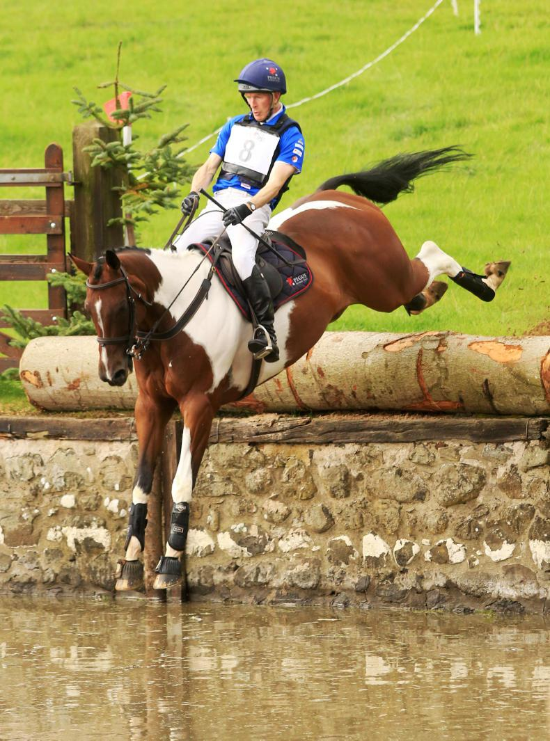 EVENTING:  Cullen strikes at Loughanmore