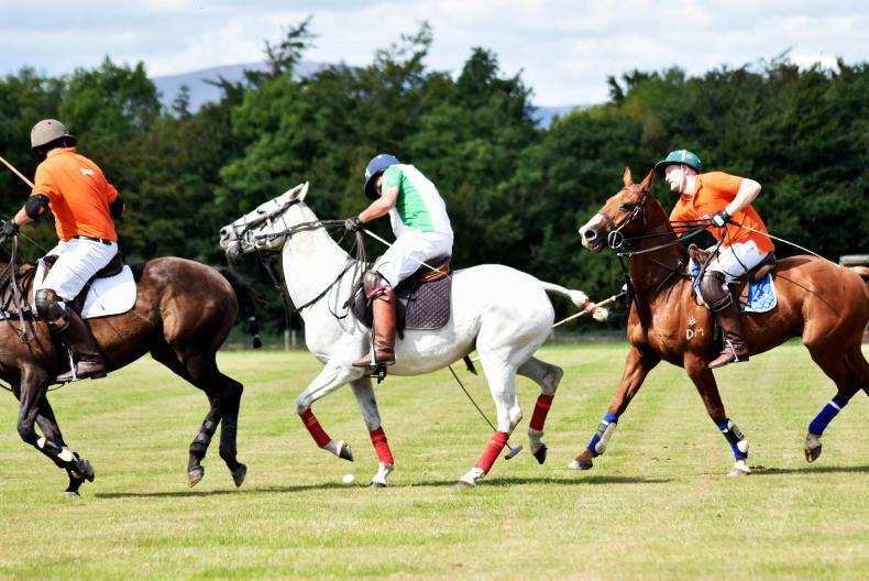 POLO:  Rits take out LKH in Curraghmore final