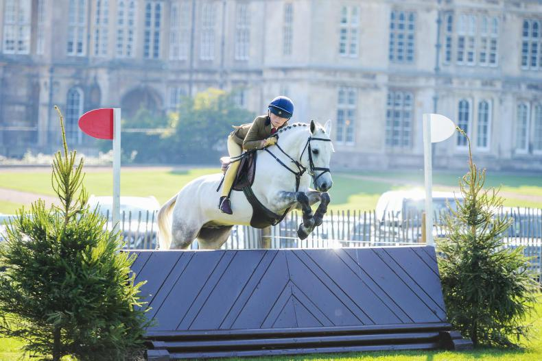 BURGHLEY 2018: Hancock is Ireland's own Burghley winner