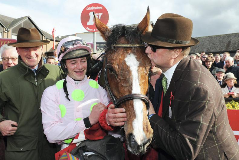 THE WEEK THAT WAS:  The Faugheen dream