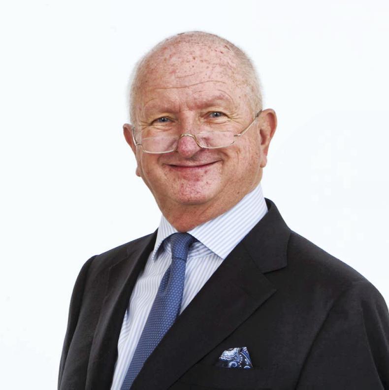 Joe Reynolds announced as chairman of Horse Sport Ireland