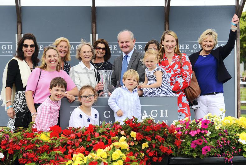Chicas Amigas bought by Qatar Racing