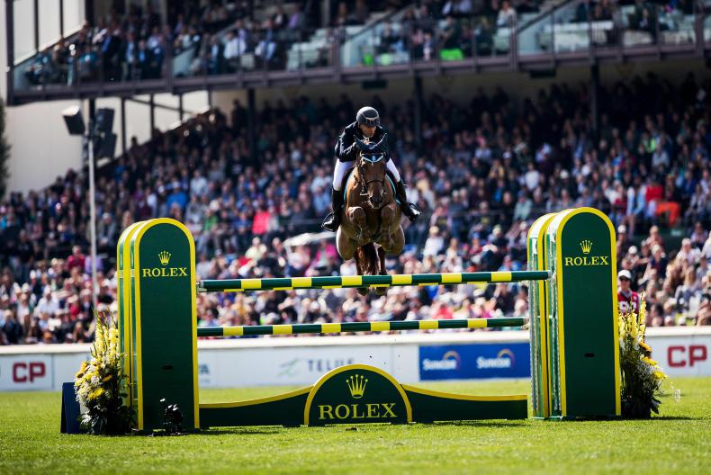 SHOW JUMPING:  Big Spruce Meadows win for El Dahan and Suma's Zorro