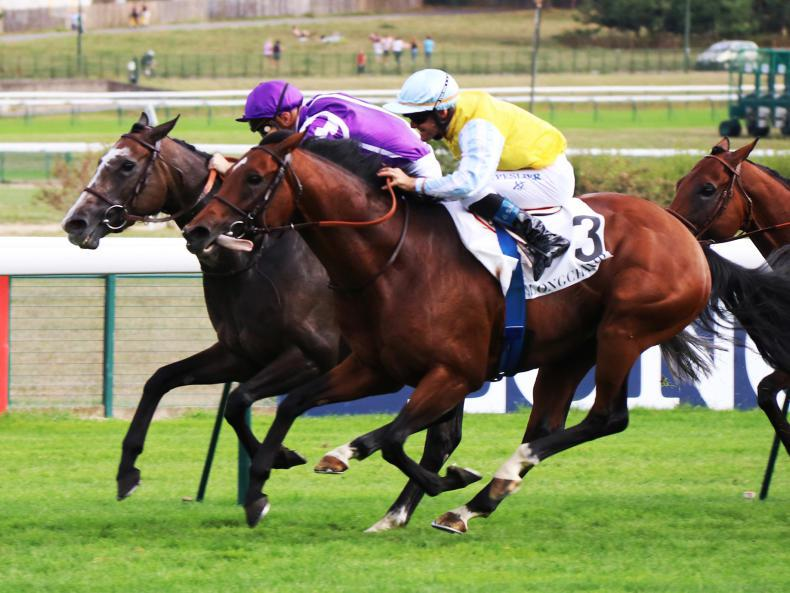 FRANCE: Peslier is perfect on Recoletos