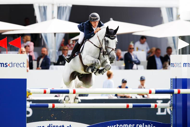 INTERNATIONAL: Allen runner-up in Rome