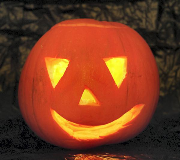 Spooky Halloween show for Ravensdale Lodge