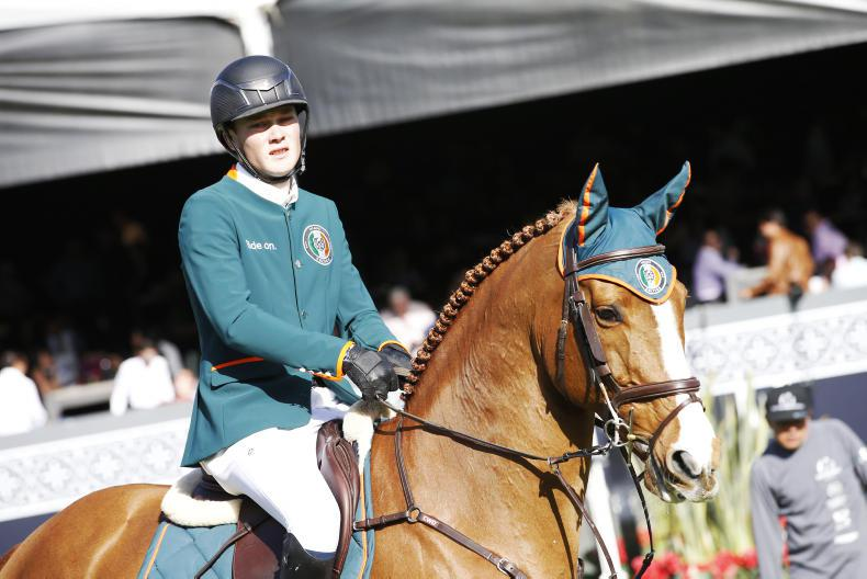 WEG 2018: ESF Top Contender withdrawn from World Equestrian Games