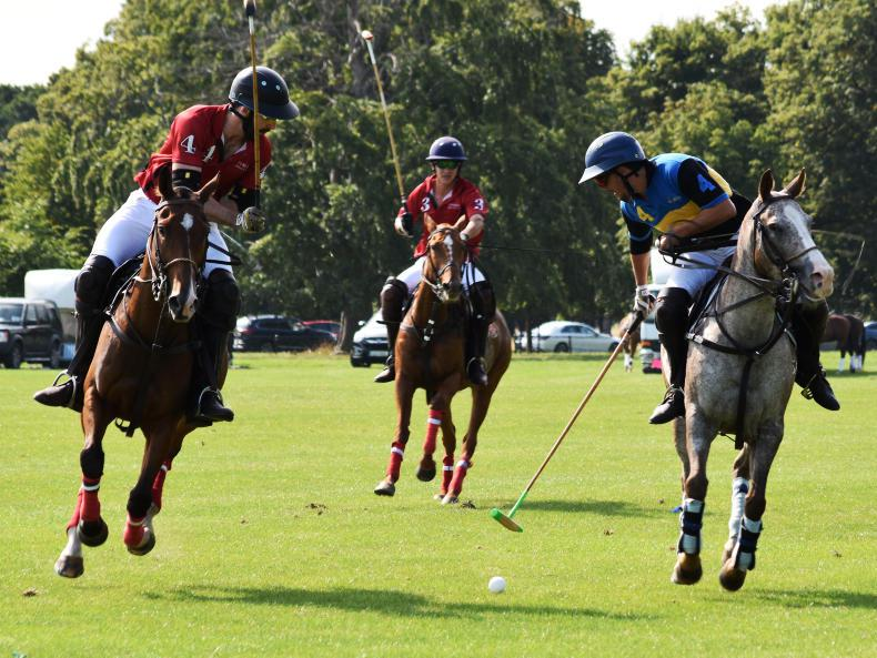 POLO:  Horseware team wins Freebooters Cup
