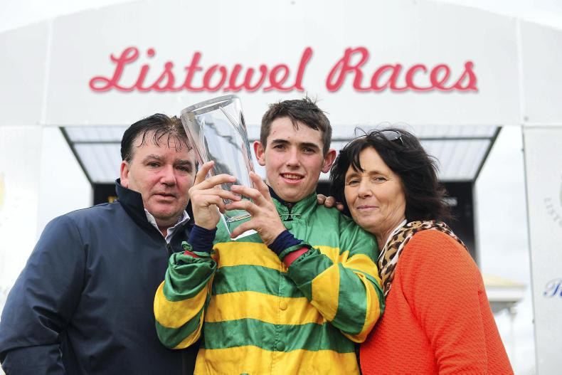 LISTOWEL THURSDAY: Ballyoisin picks up for O'Keeffe