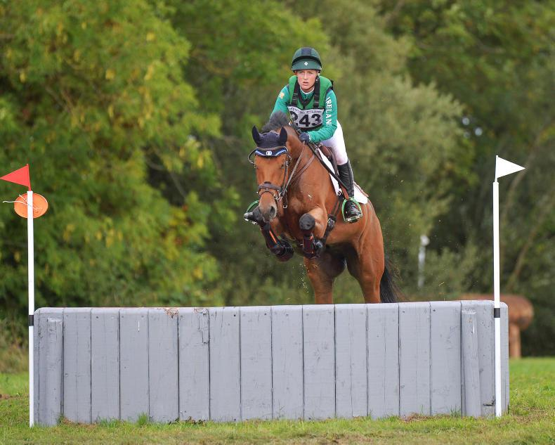 EVENTING IRELAND NATIONAL CHAMPIONSHIPS: Conclusion of Irish Sport Horse series
