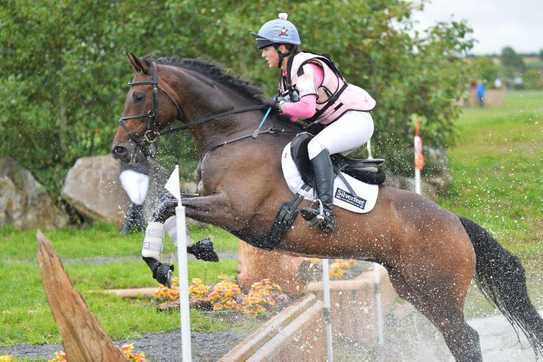 EVENTING IRELAND NATIONAL CHAMPIONSHIPS: Stubington secures victory with Quingen