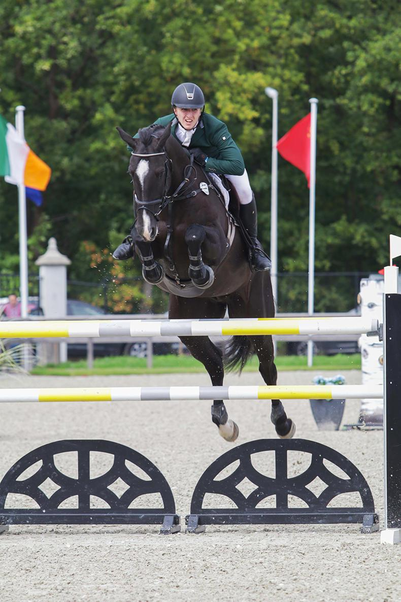 INTERNATIONAL: Pony riders crowned World Champions