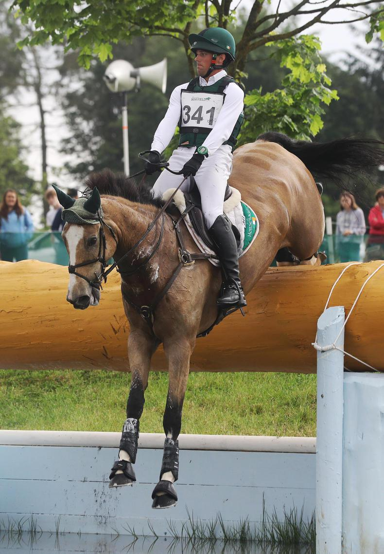 EVENTING:  Overseas riders swell Ballindenisk entries