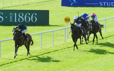 Flag Of Honour completes English-Irish Leger double for O'Brien and Moore