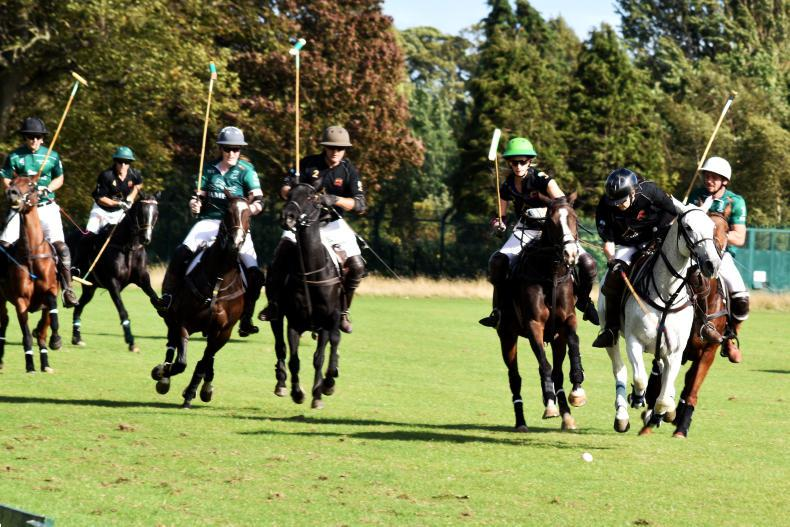 POLO:  Horseware hat-trick for Pakistan Cup