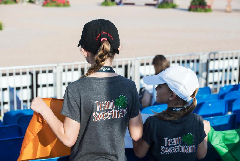 WEG BLOG: Show jumping gang are in town