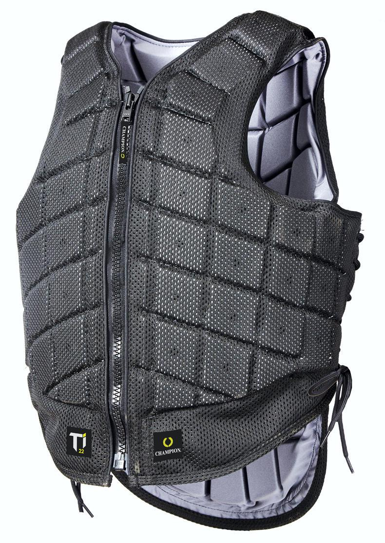 HORSE SENSE: New BETA back protector standard