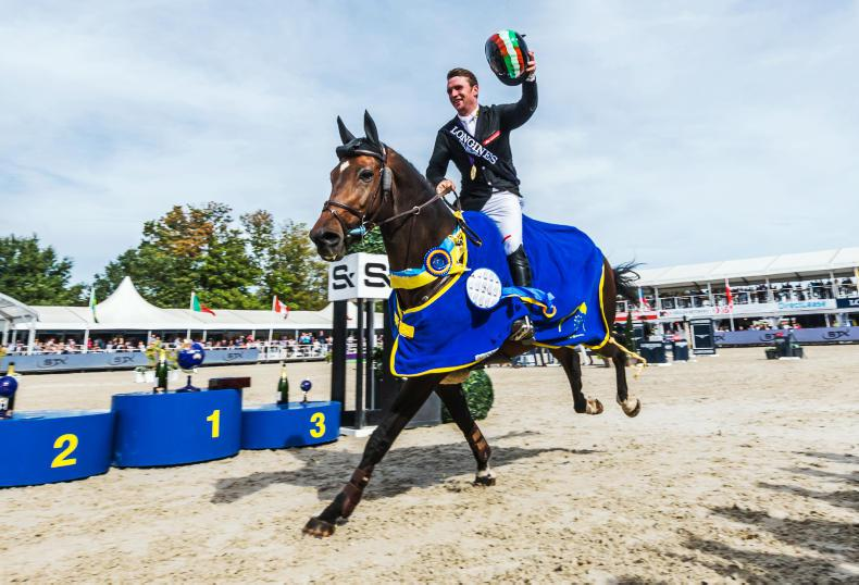 INTERNATIONAL: Clean medal sweep as Irish dominate Lanaken 5yo final