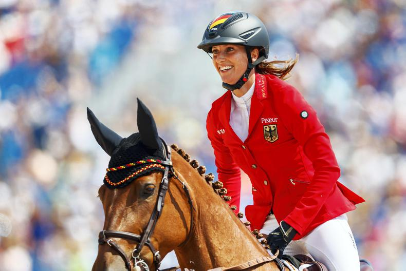 WEG 2018: 'Alice in wonderland' - Simone Blum is the new World Champion