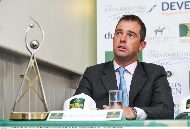 INTERNATIONAL:  O'Connor voted onto FEI committee