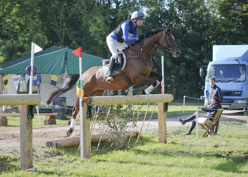 BALLINDENISK INTERNATIONAL:  Whispering Lux roars home under Byrne