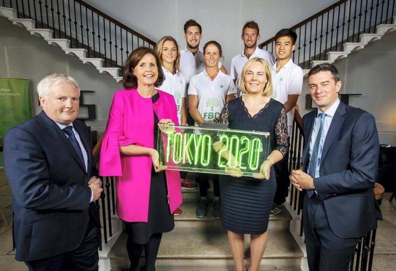 NEWS: FBD Insurance sponsor Team Ireland for 2020 Olympic Games