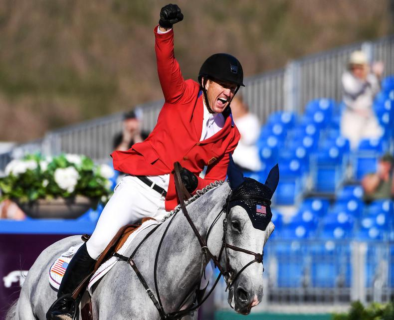 WEG 2018: USA all the way in Tryon; Ireland miss out on Olympic qualifying slot