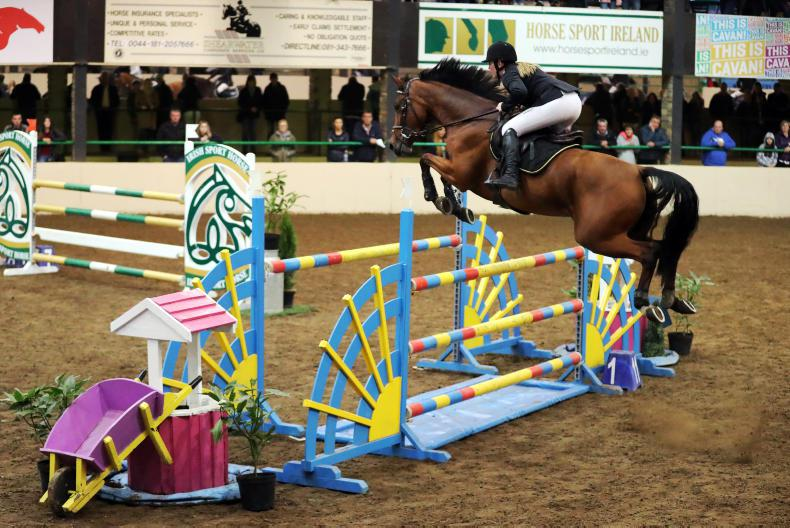 CAVAN INDOOR CHAMPIONSHIPS: Surprise win thrills Carolan and Inpulss