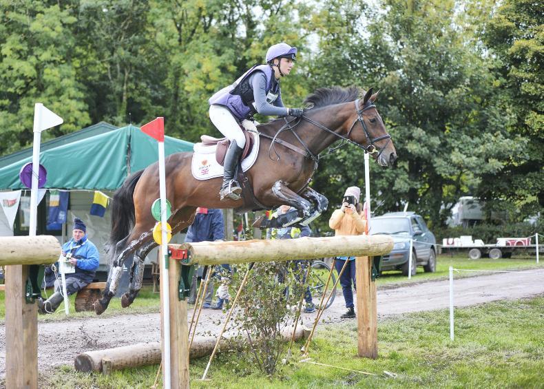 BALLINENISK INTERNATIONAL 2018:  King lands first leg of double