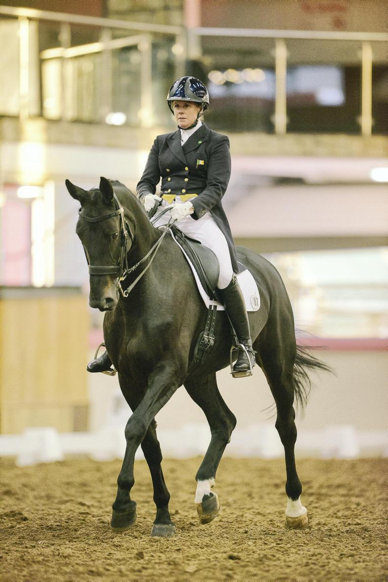 DRESSAGE CHAMPIONSHIPS 2018:  Title win makes a perfect dozen for Heike