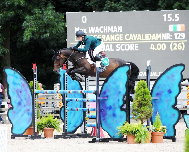 EUROPEAN CHAMPIONSHIPS: Wachman bags individual silver medal