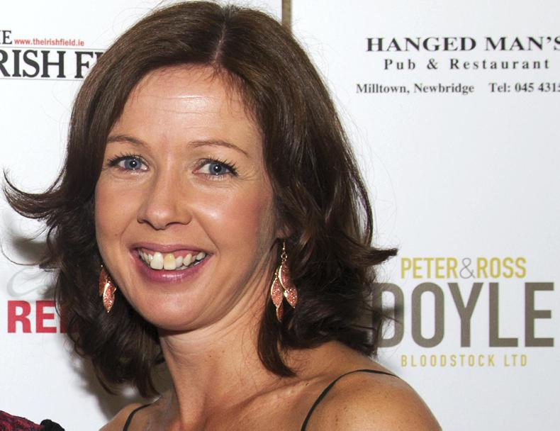 Jennifer Pugh is new 'jockey doctor'