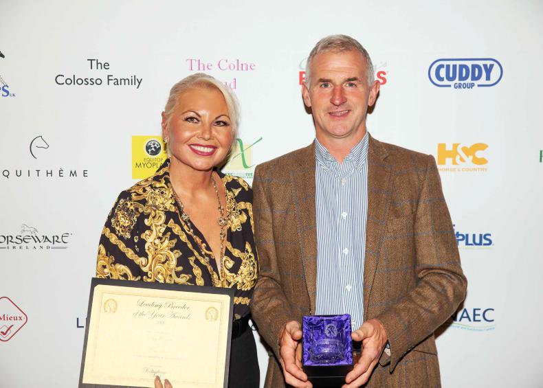 NEWS:  O'Toole lands breeding award at HOYS