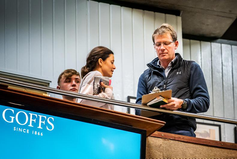 Goffs: 'We bucked the European trend'
