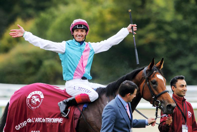 Arc angel Enable prevails in race for the ages at ParisLongchamp