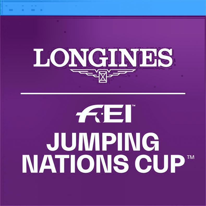 Podium finish for Ireland in Longines FEI Nations Cup World Final