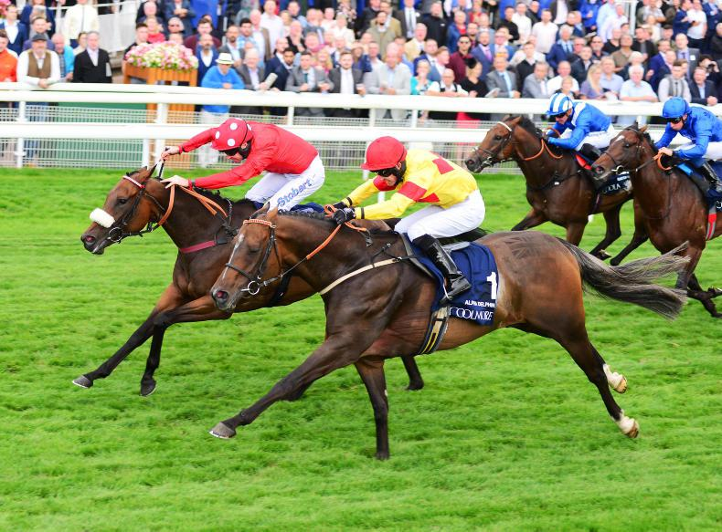 Mabs Cross snatches deserved big-race victory in Prix de l'Abbaye