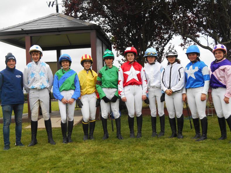RACE: Pony Club members get a taste of RACE