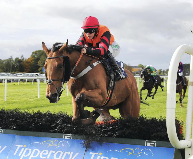 TIPPERARY SUNDAY: Blackmore at her best doubles up
