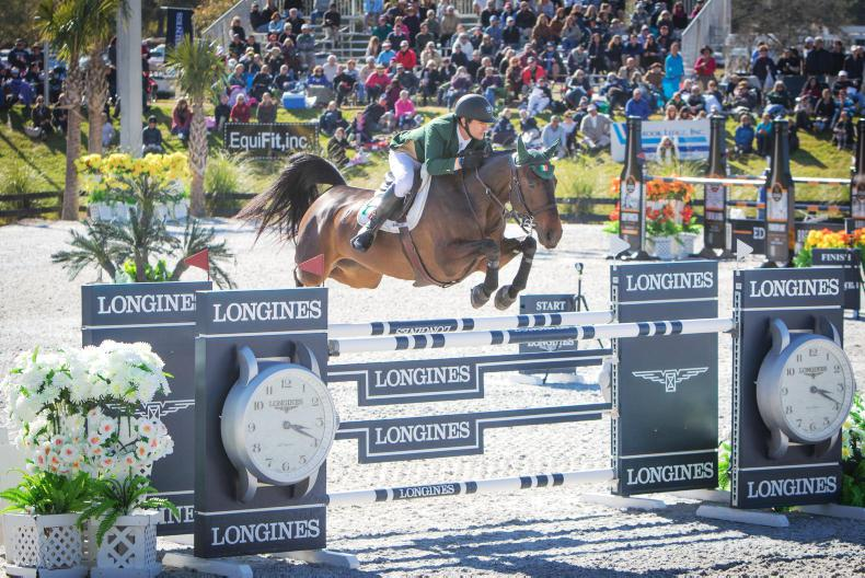 INTERNATIONAL: Three-star win for Babington