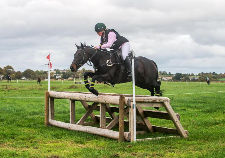 EVENTING:  Shanahan delivers again on Little Indian Feather