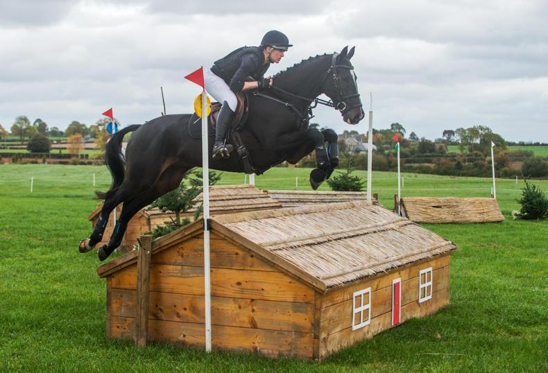 EVENTING:  Byrne takes the honours with Ballyvaden Maybe