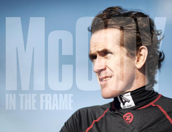 Brilliant pictorial record of McCoy's career a sure hit for Christmas