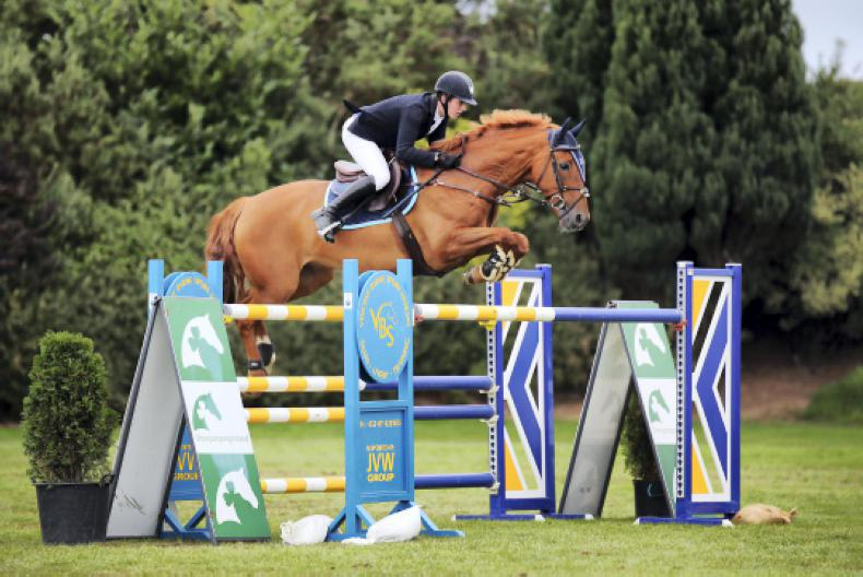 AROUND THE COUNTRY:  Smyth sweeps the boards in Grand Prix