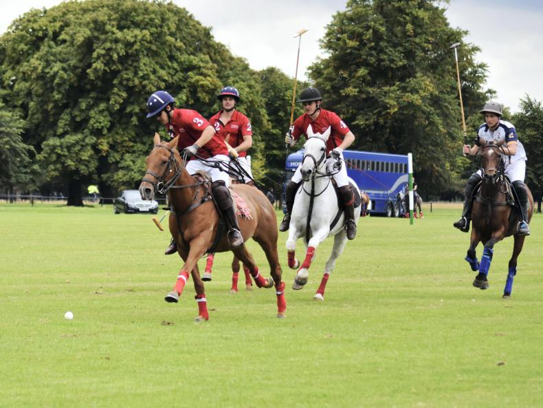POLO:  Victory for Buenos Aires Ireland at AIPC